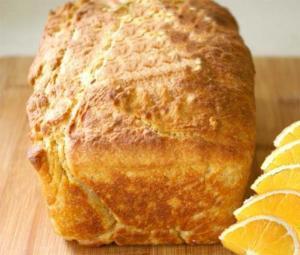 Orange And Honey Tea Bread