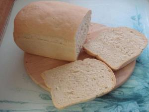 Blender White Bread