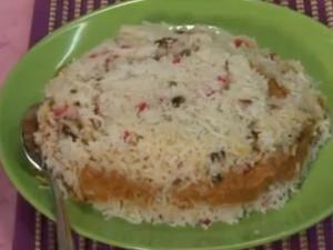 Shahi Pulao with Nawabi Curry