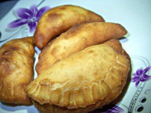 Kheema Empanadas (Minced Mutton Empanadas Indian Style)