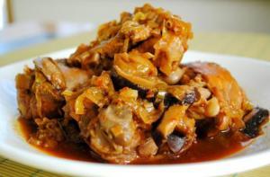 Magical Instant Chicken Stew