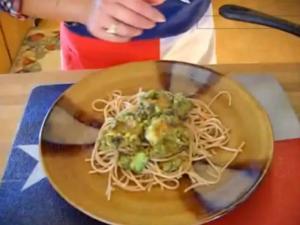 Real Texas Avocado Shrimp Part 3 of 4