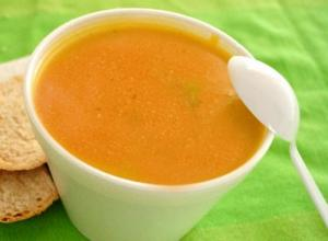 Chili Pumpkin Soup