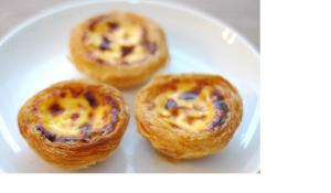 Miniature Cheese Quiches
