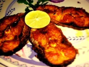 Crispy Fish Fry