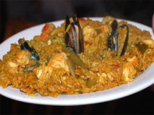 Key West Paella