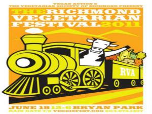 EJ Goes To The 2011 Richmond Vegetrian Festival