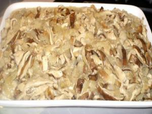 Nina's Steak and Mushroom Casserole