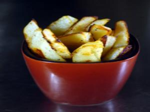 "How to Bake Homemade Steak Fries: ""Cooking like Alpha Beta Pie"""