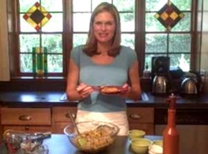 Bulgur Salad With Cashews, Oranges And Fresh Herbs