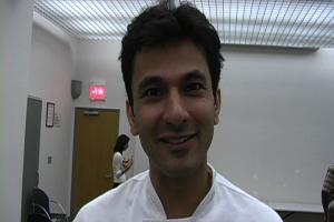 An Interview with Chef Vikas Khanna