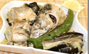 Homemade Ginataang Mackerel