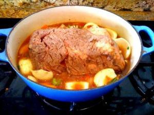 Mom's Pot Roast