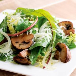 Delicious Honey Mushroom Salad