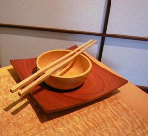 How chopsticks are made?