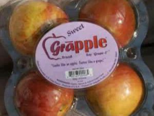 Grapples - Looks Like an Apple Tastes Like a Grape