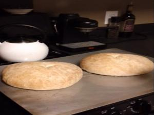 Homemade Bread in 1 Hour