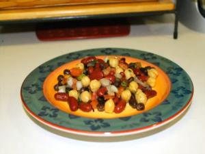Southwest Bean Salad