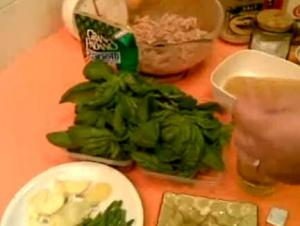 Pasta Al Pesto Part 1 – Introduction