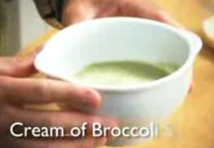 Rich and Delicious Cream Of Broccoli Soup