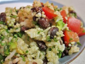 Lovin Rice Salad