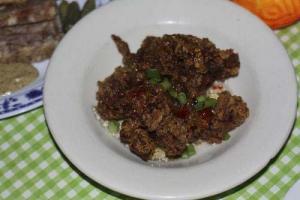 Paprikash Chicken Livers