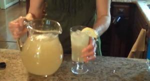 Sunny Side Lemonade