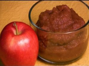 Apple Butter Sauce