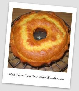 Texan Bundt Cake