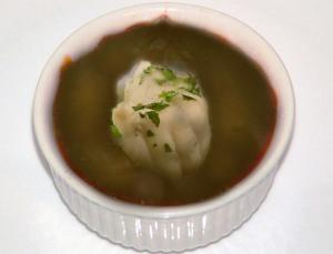 Spicy Poached Fish