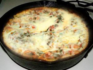 Skillet Style Lasagna