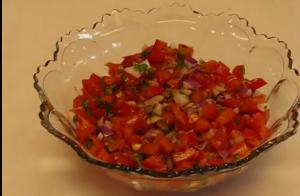 Speedy Precocious Pico De Gallo Condiment