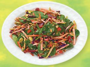 Wegmans Rainbow Crunch Salad