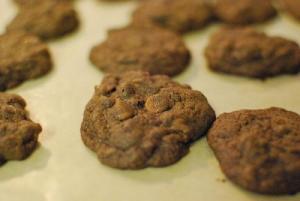 Choco-Walnut Drops