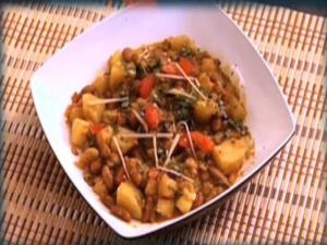 Rajma Aloo - Indian Food