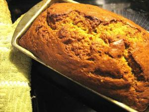 Moist Banana Bread