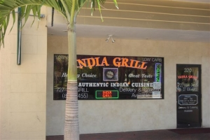 A Quick Look at India Grill Restaurant