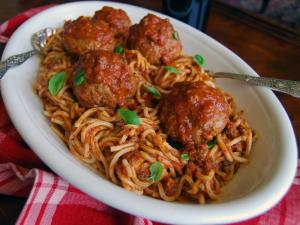 Beef Meatballs: College Cooking 101 Part 1