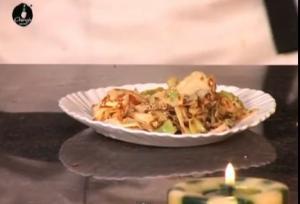 Stir Fried Saucy Cabbage