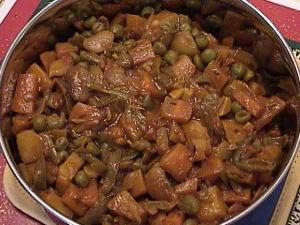 Vegetable Sabji