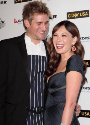 "Curtis Stone's Honeymoon Was ""Divine"""