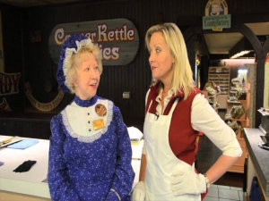 Food Channel Hot Spots: Silver Dollar City