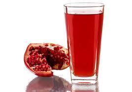 Is pomegranate juice always healthy?