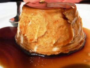 Pumpkin Creme Caramel