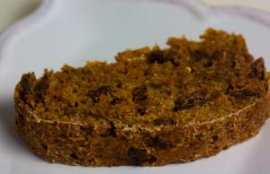 Carrot Wheat Bread