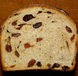 Sultana And Nut Loaf