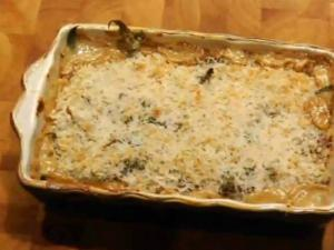 Wild Mushroom and Green Bean Casserole