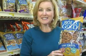Rold Gold Pretzels – A Healthier Snack