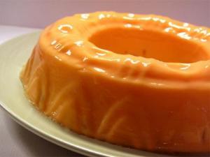 Molded Apricot Cream
