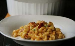 Beef with Macaroni Elbows